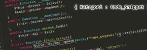 Code Snippet – CSS + AngularJs Tutorial : Ng-Repeat – Menampilkan Data Secara Vertikal