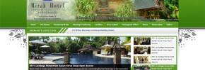 Desain Web Tutorial : Contoh Desain Web Perhotelan Dengan HTML+CSS+JS